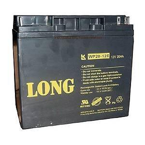 Long Battery 12V - 20AH Fits Castelgarden, Mountfield, Stiga, Alpina, Ride-on Lawnmowers | Mowerparts.ie